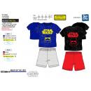 Star Wars VII - T-Shirt pyjacourt y algodón 100% s