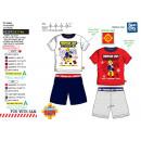 Fireman Sam - pyjacourt T-Shirt & sh 100% coto