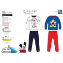 Mickey - 100% coton long pajamas