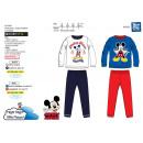 mayorista Pijamas: Mickey - Pijama largo 100% algodón