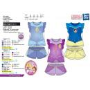 Großhandel Lizenzartikel: Princess - Pyjacourt T-Shirt & Sh 65% ...
