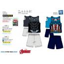 Avengers CLASSIC - pyjacourt deb & sh 100% kat