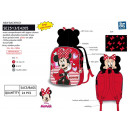 wholesale Licensed Products: Minnie - backpack bag 100% polyester