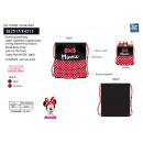 Minnie - pool bag 37,5x31,5cm 100% polyester