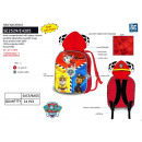 Paw Patrol - backpack bag 100% polyester
