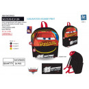 Cars - 100% polyester backpack bag