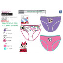 Minnie - box of 3 panties 100% coton