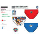 Paw Patrol - 3-pack 100% coton briefs