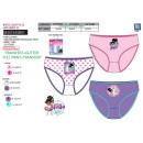 NELLA THE KNIGHT - box of 3 panties 100% coton