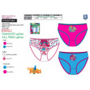 groothandel Kleding & Fashion: Trolls - doos met 3 slipjes 100% katoen