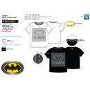 Batman - Short T-Shirt 100% bawełna