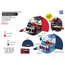SPIDERMAN - casquette visiere sublime 100%