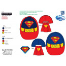 SUPERMAN - casquette cape 100% coton