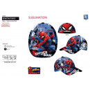Spiderman - 100% polyester sublime cap