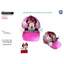 MINNIE - casquette 3d 100% polyester