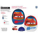 Cars 3 - sublimely 100% polyester cap