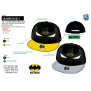 Großhandel Schals, Mützen & Handschuhe: Batman - cap 100% Baumwolle
