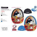 Snoopy - cap sublimated 100% polyester / 100%