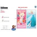 FROZEN - serviette de plage cotton majo
