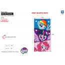 MY LITTLE PONY - serviette de plage cotton majo