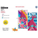 wholesale Home & Living: Trolls - beach towel 100% polyester