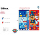 Paw Patrol - beach towel cotton majo
