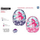 My Little Pony - 100% polyester sublimated cap