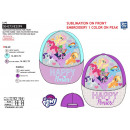 MY LITTLE PONY - casquette sublimee 100% polyester