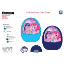 wholesale Fashion & Apparel: My Little Pony - 100% polyester sublimated cap
