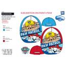 Großhandel Lizenzartikel: Paw Patrol - Sublimierte Kappe aus 100% Polyester