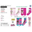 wholesale Fashion & Apparel: LOL SURPRISE - Terry anti slip socks