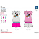 BING - T-Shirt Set Short Cuff & Short
