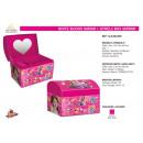 wholesale Jewelry & Watches: Soy Luna - mirror jewelry box + drawer