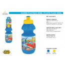 wholesale Lunchboxes & Water Bottles: Super Wings - plastic bottle 400ml