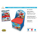 Super Wings -  foldable storage chair