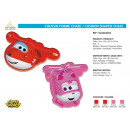 grossiste Coussins & Couvertures: SUPER WINGS -  coussin forme superwings