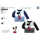 Mickey - T-Shirt long sleeves full print 100% c