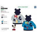 Großhandel Fashion & Accessoires: Mickey - Strickjacke 80% Polyester / 20% ...