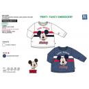 Mickey - T-Shirt długie rękawy 100% bawełna
