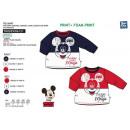 Mickey - T-Shirt långärmad 100% coton