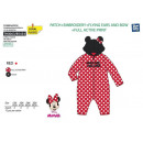 grossiste Articles sous Licence: MINNIE - combi full print 100% polyester
