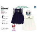 Minnie - sukienka z krótkim rękawem 65% bawełna /