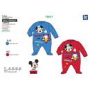 mayorista Artículos con licencia: Mickey - dormir bien estampado 65% algodón / 35% p