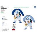 Mickey - Jumpsuit mit 100% Volldruck Polyester