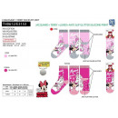 wholesale Licensed Products: Minnie - socks Terry non-slip