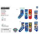 Paw Patrol - Packung mit 3 Socken 70% Baumwolle 18