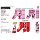 Minnie - Socken Terry rutschfest