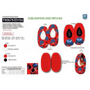 LADY BUG - chaussons elastique 100% polyester