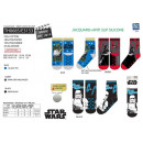wholesale Socks and tights: Star Wars IV - socks Terry non-slip