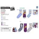 frozen - pack of 3 socks 70% cotton 18% polyester